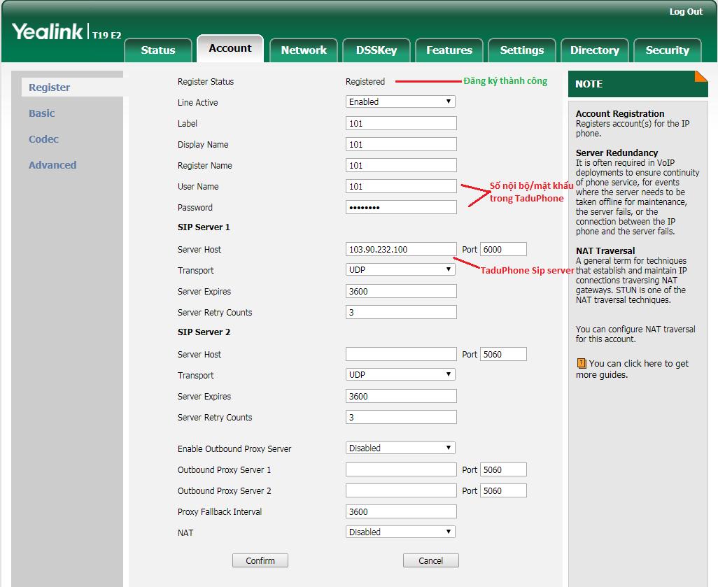 yealink_web_registered